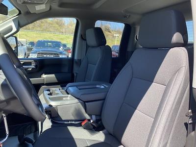 2021 Chevrolet Silverado 2500 Double Cab 4x4, Western Snowplow Pickup #Q210287 - photo 12