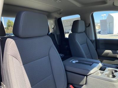 2021 Chevrolet Silverado 2500 Double Cab 4x4, Western Snowplow Pickup #Q210287 - photo 23