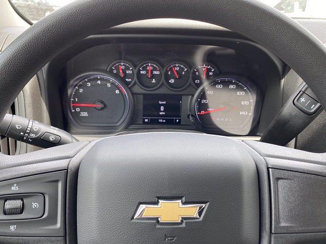 2021 Chevrolet Silverado 3500 Double Cab 4x2, Service Body #Q210359 - photo 14