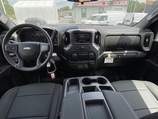 2021 Chevrolet Silverado 3500 Double Cab 4x2, Service Body #Q210359 - photo 26
