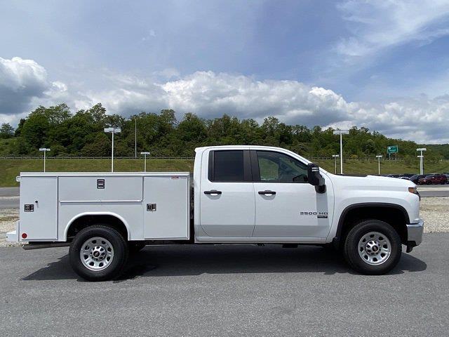 2021 Chevrolet Silverado 3500 Double Cab 4x2, Service Body #Q210359 - photo 6