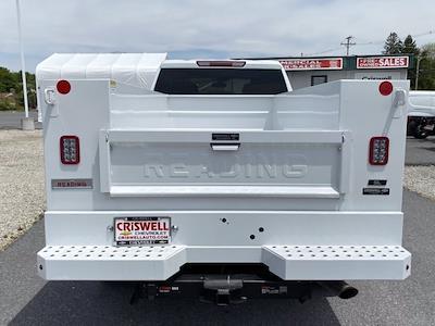 2021 Chevrolet Silverado 3500 Double Cab 4x2, Service Body #Q210359 - photo 4