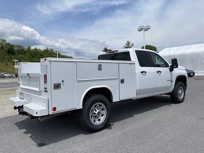 2021 Chevrolet Silverado 3500 Double Cab 4x2, Service Body #Q210359 - photo 5