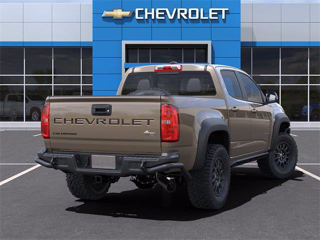2021 Chevrolet Colorado Crew Cab 4x4, Pickup #Q210364 - photo 2