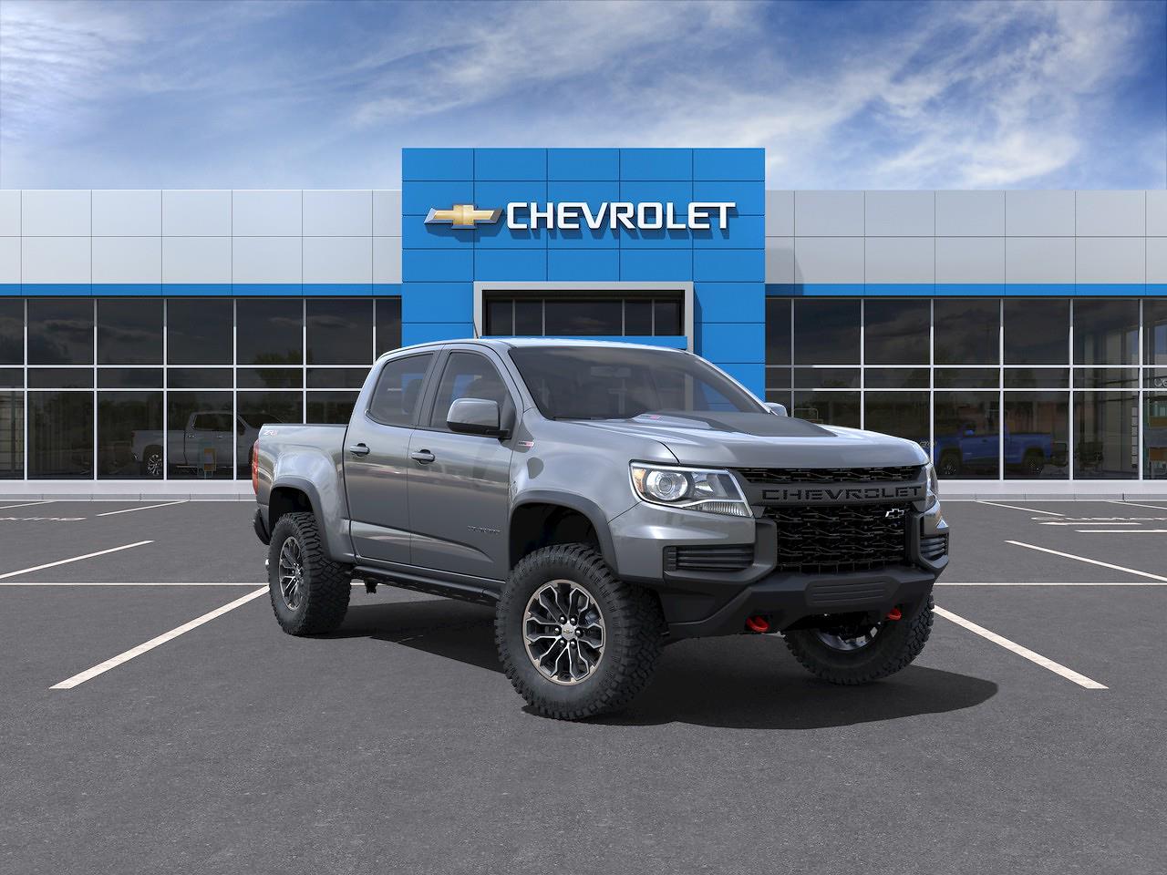 2021 Chevrolet Colorado Crew Cab 4x4, Pickup #Q210371 - photo 38