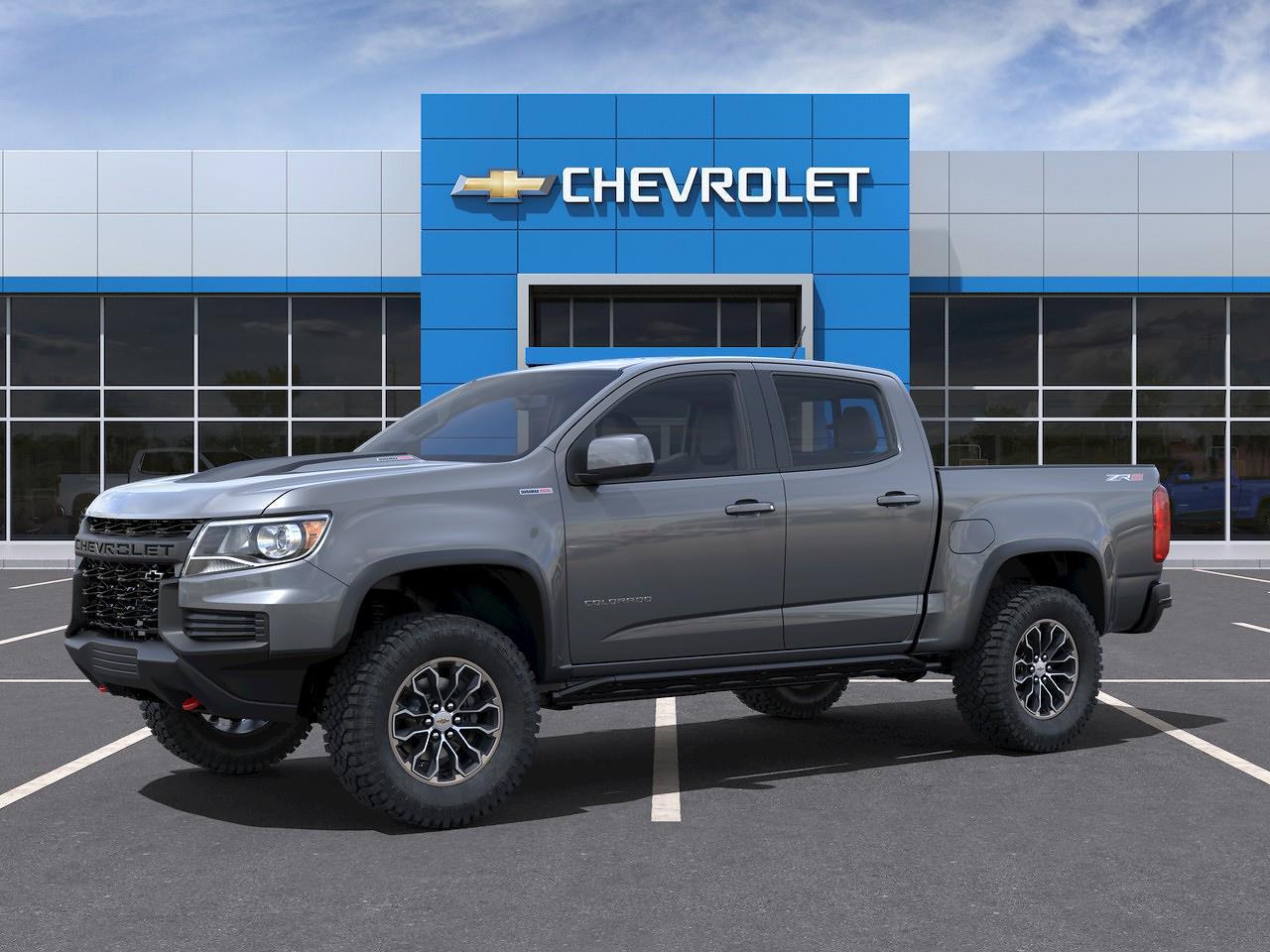 2021 Chevrolet Colorado Crew Cab 4x4, Pickup #Q210371 - photo 39