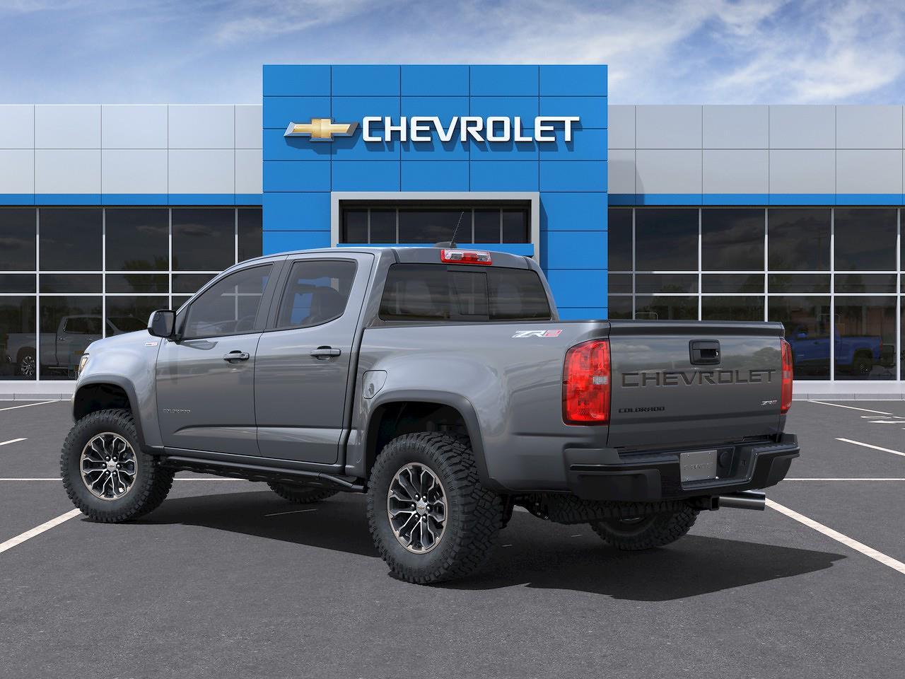 2021 Chevrolet Colorado Crew Cab 4x4, Pickup #Q210371 - photo 40