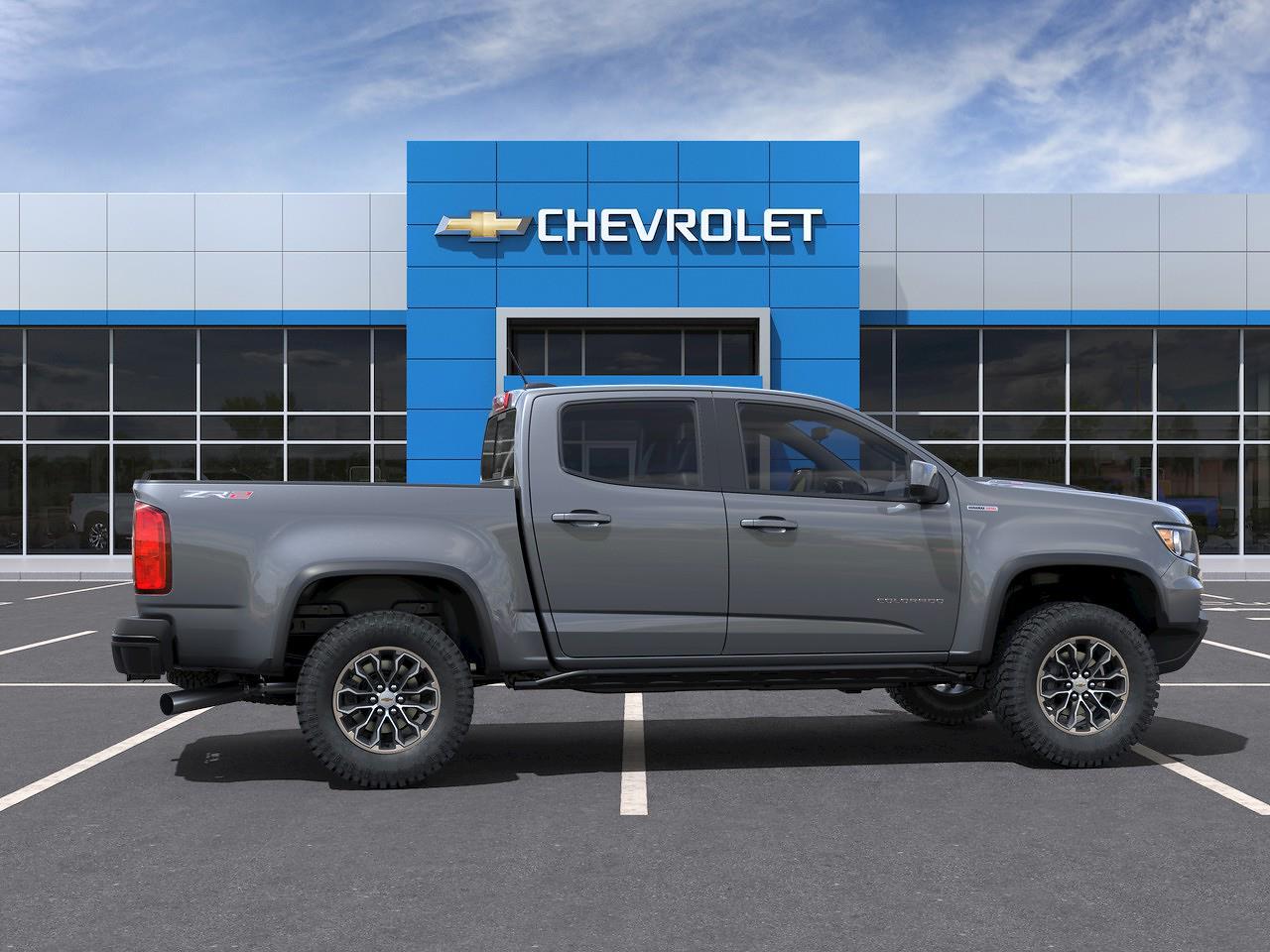 2021 Chevrolet Colorado Crew Cab 4x4, Pickup #Q210371 - photo 42