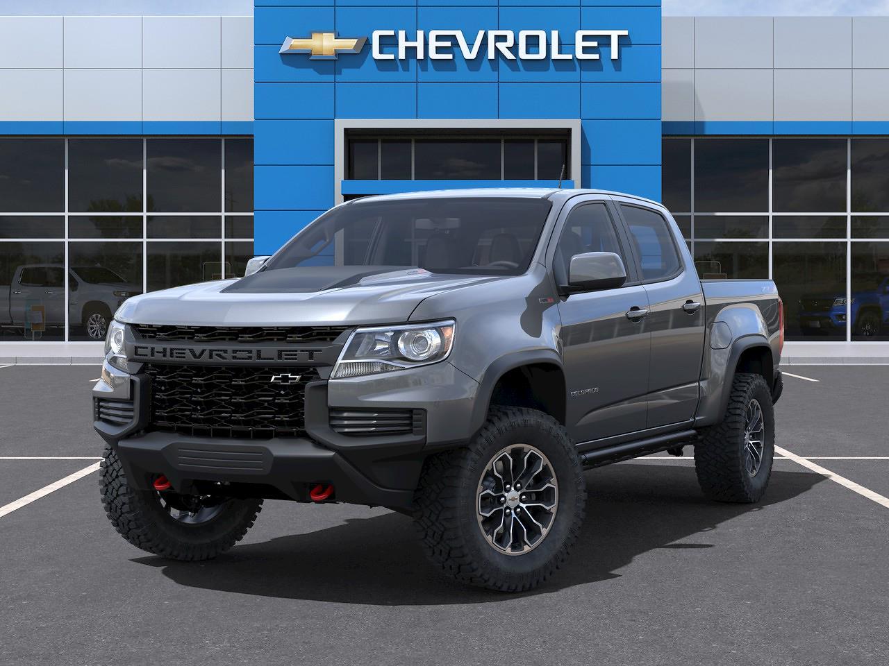 2021 Chevrolet Colorado Crew Cab 4x4, Pickup #Q210371 - photo 43