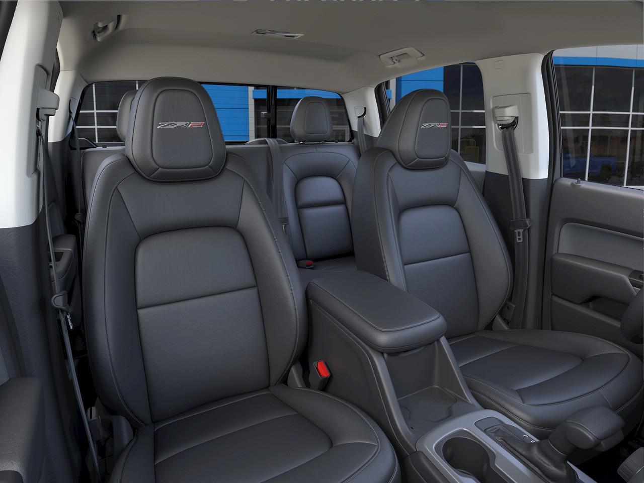 2021 Chevrolet Colorado Crew Cab 4x4, Pickup #Q210371 - photo 50