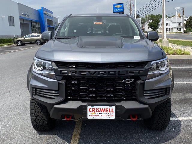 2021 Chevrolet Colorado Crew Cab 4x4, Pickup #Q210371 - photo 8