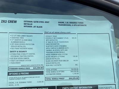 2021 Chevrolet Colorado Crew Cab 4x4, Pickup #Q210371 - photo 35