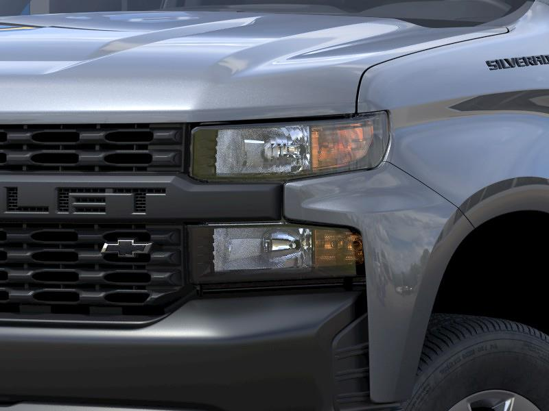 2021 Chevrolet Silverado 1500 Regular Cab 4x4, Pickup #Q210393 - photo 28