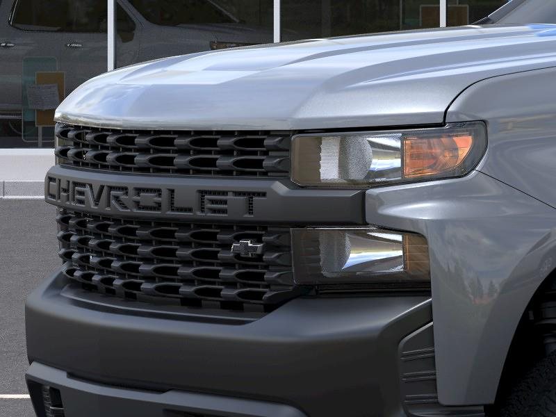 2021 Chevrolet Silverado 1500 Regular Cab 4x4, Pickup #Q210393 - photo 31