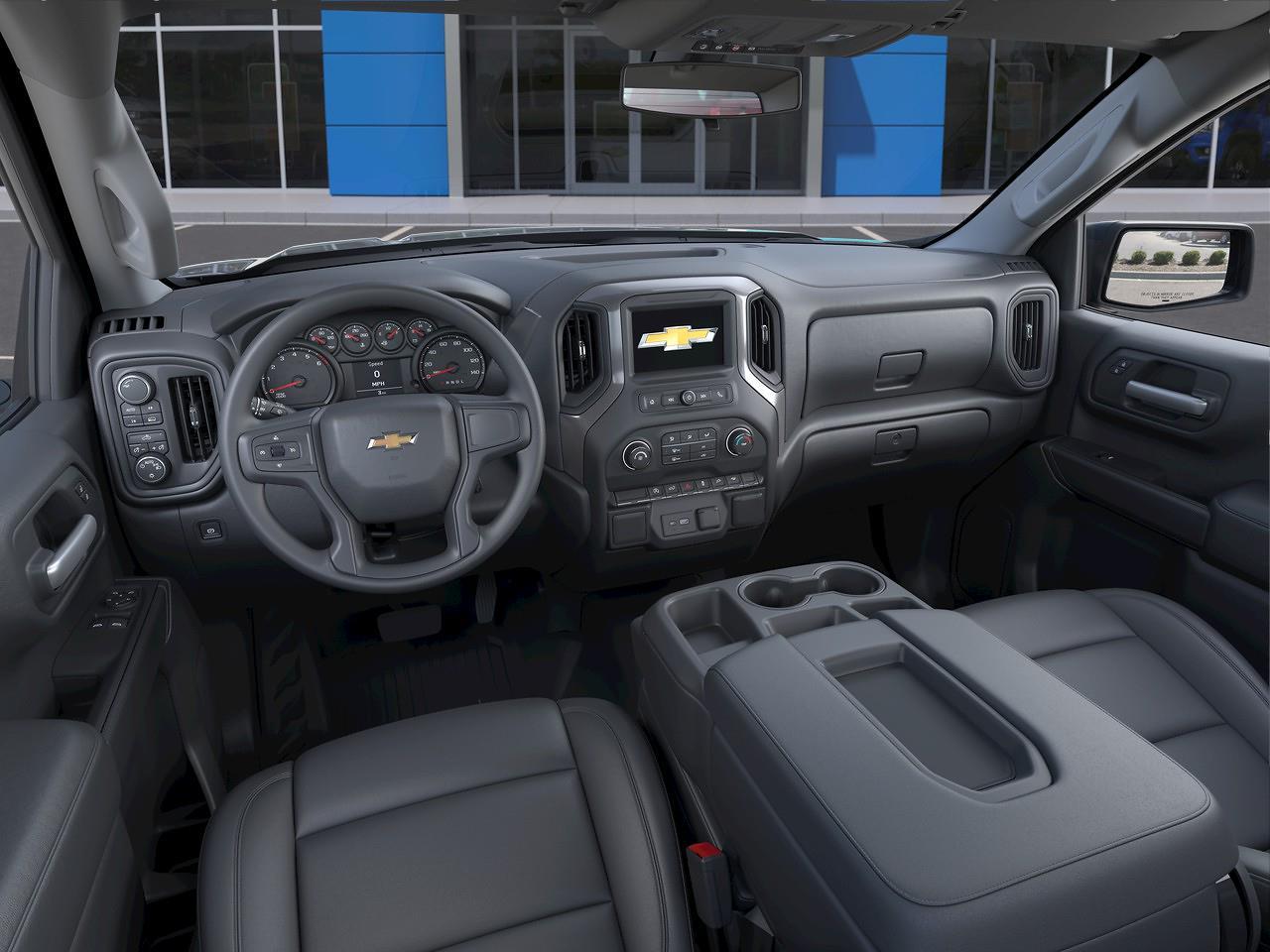 2021 Chevrolet Silverado 1500 Regular Cab 4x4, Pickup #Q210393 - photo 32