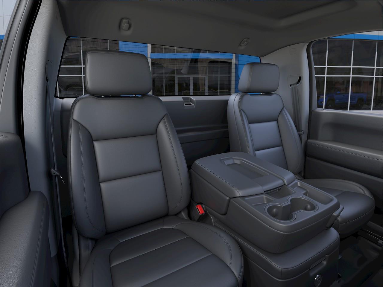 2021 Chevrolet Silverado 1500 Regular Cab 4x4, Pickup #Q210393 - photo 33