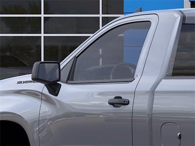 2021 Chevrolet Silverado 1500 Regular Cab 4x4, Pickup #Q210393 - photo 10
