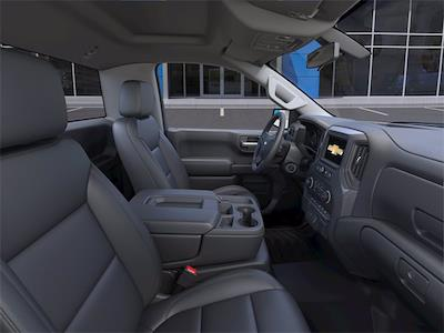 2021 Chevrolet Silverado 1500 Regular Cab 4x4, Pickup #Q210393 - photo 14