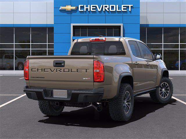 2021 Chevrolet Colorado Crew Cab 4x4, Pickup #Q210398 - photo 2