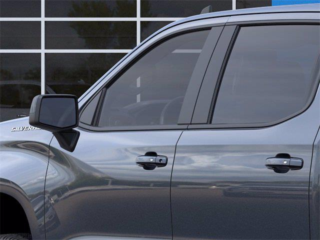2021 Chevrolet Silverado 1500 Crew Cab 4x4, Pickup #Q210399 - photo 10