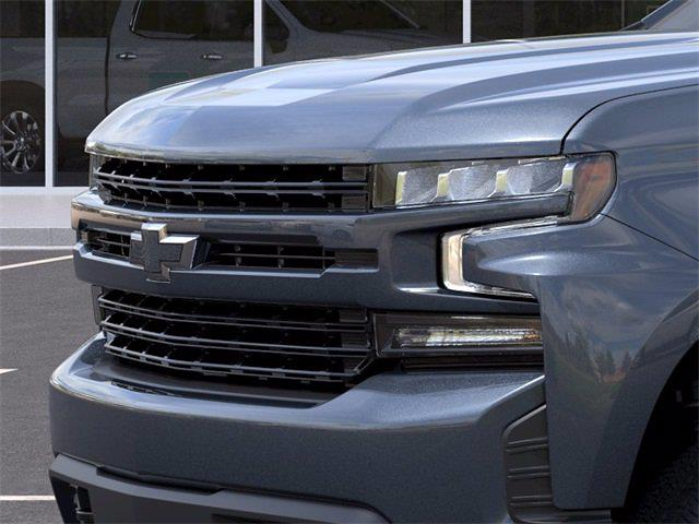 2021 Chevrolet Silverado 1500 Crew Cab 4x4, Pickup #Q210399 - photo 11