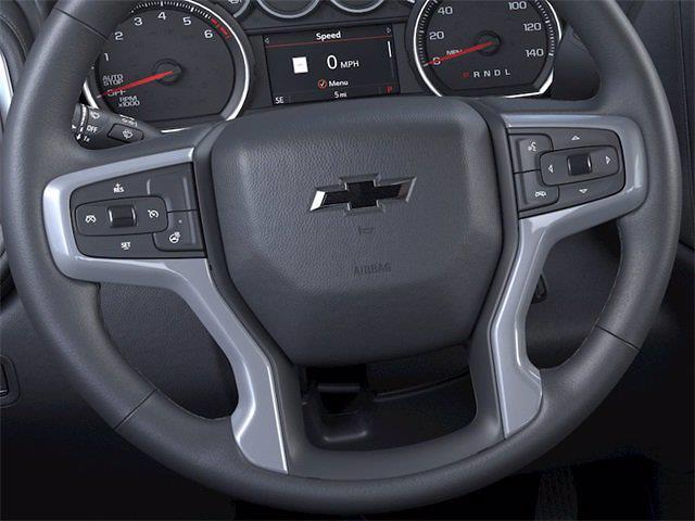 2021 Chevrolet Silverado 1500 Crew Cab 4x4, Pickup #Q210399 - photo 16
