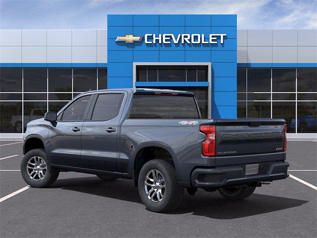 2021 Chevrolet Silverado 1500 Crew Cab 4x4, Pickup #Q210399 - photo 4