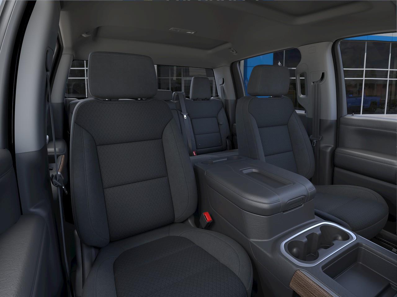 2021 Chevrolet Silverado 1500 Crew Cab 4x4, Pickup #Q210399 - photo 33