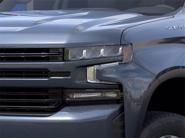 2021 Chevrolet Silverado 1500 Crew Cab 4x4, Pickup #Q210399 - photo 8