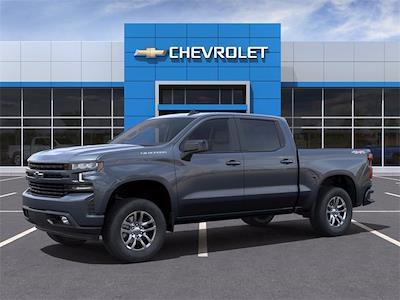 2021 Chevrolet Silverado 1500 Crew Cab 4x4, Pickup #Q210399 - photo 3