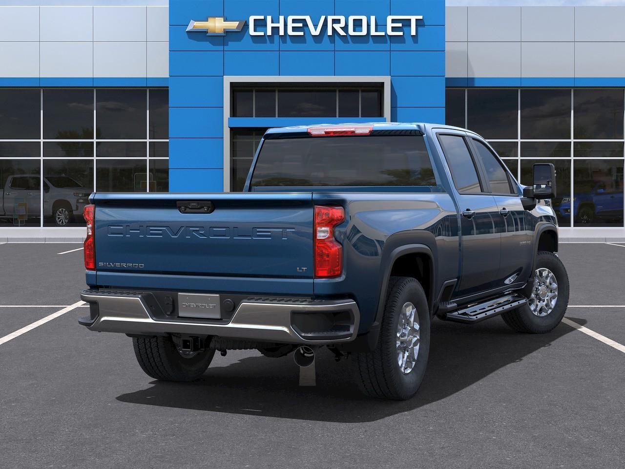2021 Chevrolet Silverado 3500 Crew Cab 4x4, Pickup #Q210427 - photo 2