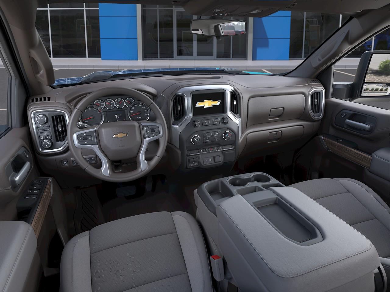 2021 Chevrolet Silverado 3500 Crew Cab 4x4, Pickup #Q210427 - photo 12