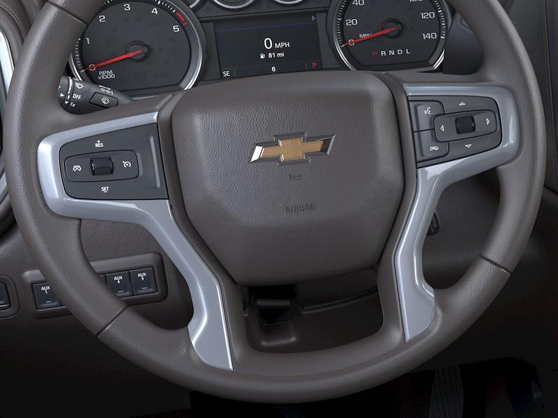 2021 Chevrolet Silverado 3500 Crew Cab 4x4, Pickup #Q210427 - photo 16