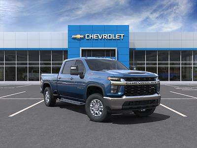2021 Chevrolet Silverado 3500 Crew Cab 4x4, Pickup #Q210427 - photo 1