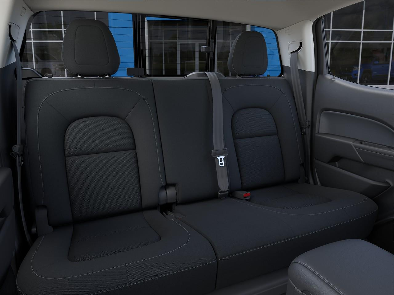 2021 Chevrolet Colorado Crew Cab 4x4, Pickup #Q210428 - photo 14