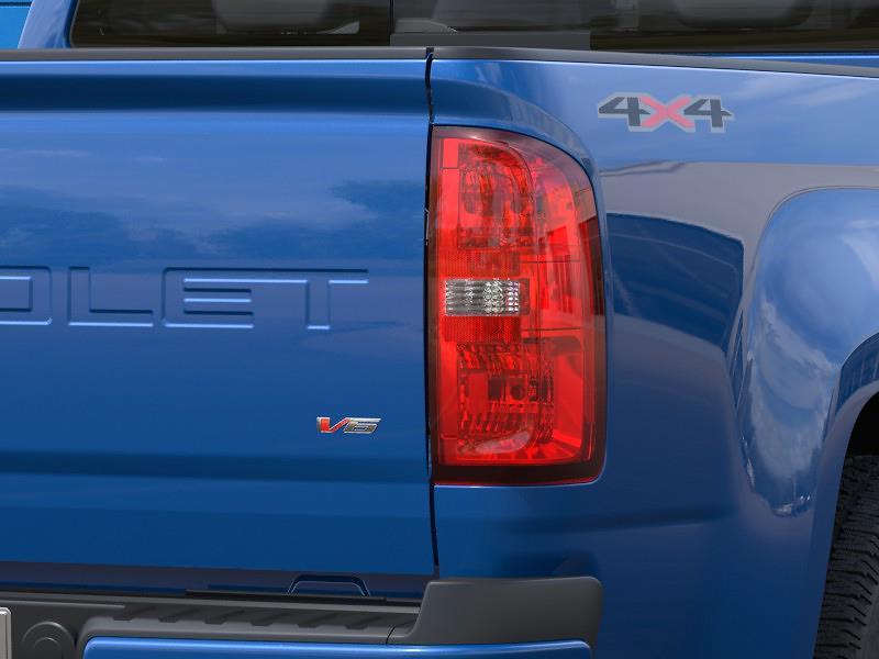 2021 Chevrolet Colorado Crew Cab 4x4, Pickup #Q210428 - photo 9