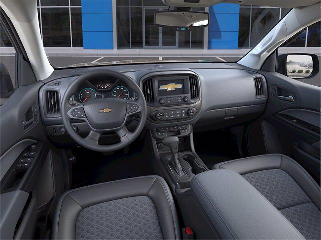 2021 Chevrolet Colorado Crew Cab 4x4, Pickup #Q210441 - photo 12