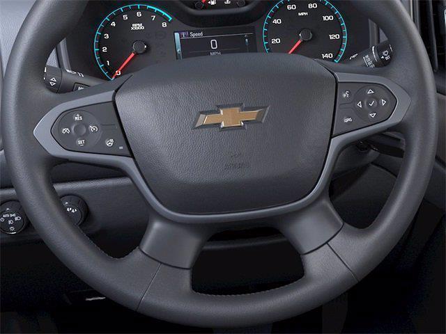 2021 Chevrolet Colorado Crew Cab 4x4, Pickup #Q210441 - photo 16