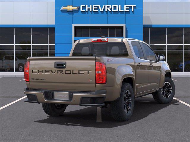 2021 Chevrolet Colorado Crew Cab 4x4, Pickup #Q210441 - photo 2