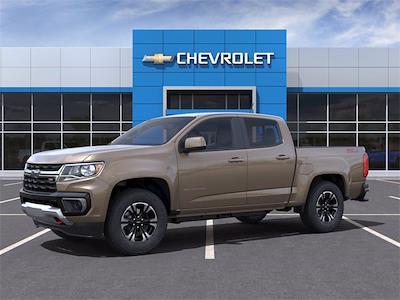2021 Chevrolet Colorado Crew Cab 4x4, Pickup #Q210441 - photo 3