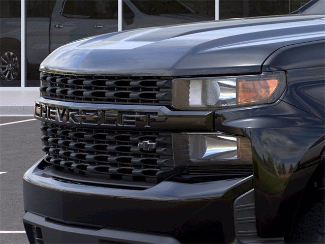 2021 Chevrolet Silverado 1500 Crew Cab 4x4, Pickup #Q210442 - photo 11