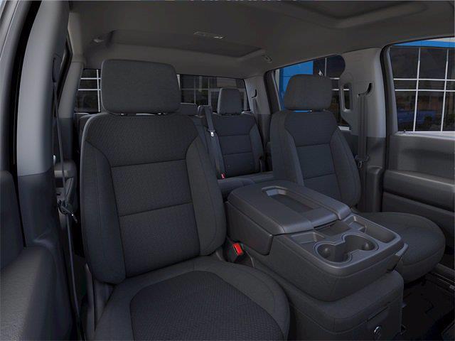 2021 Chevrolet Silverado 1500 Crew Cab 4x4, Pickup #Q210442 - photo 13