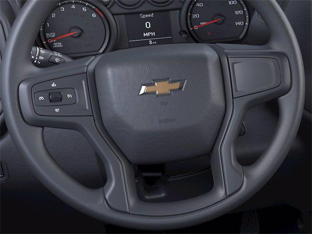 2021 Chevrolet Silverado 1500 Crew Cab 4x4, Pickup #Q210442 - photo 16