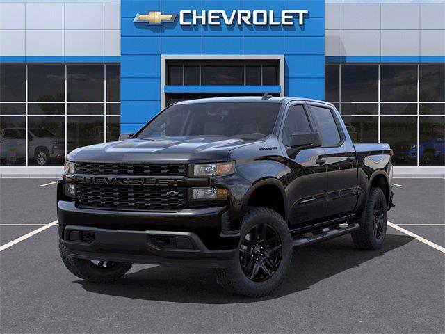 2021 Chevrolet Silverado 1500 Crew Cab 4x4, Pickup #Q210442 - photo 6