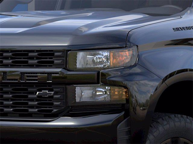 2021 Chevrolet Silverado 1500 Crew Cab 4x4, Pickup #Q210442 - photo 8