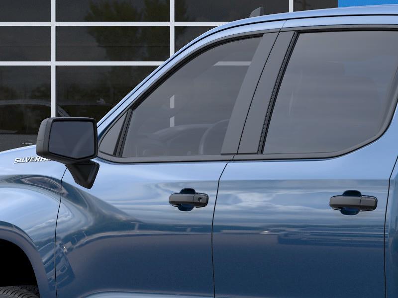2021 Chevrolet Silverado 1500 Crew Cab 4x4, Pickup #Q210444 - photo 10