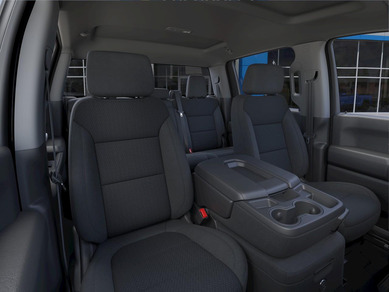 2021 Chevrolet Silverado 1500 Crew Cab 4x4, Pickup #Q210444 - photo 13