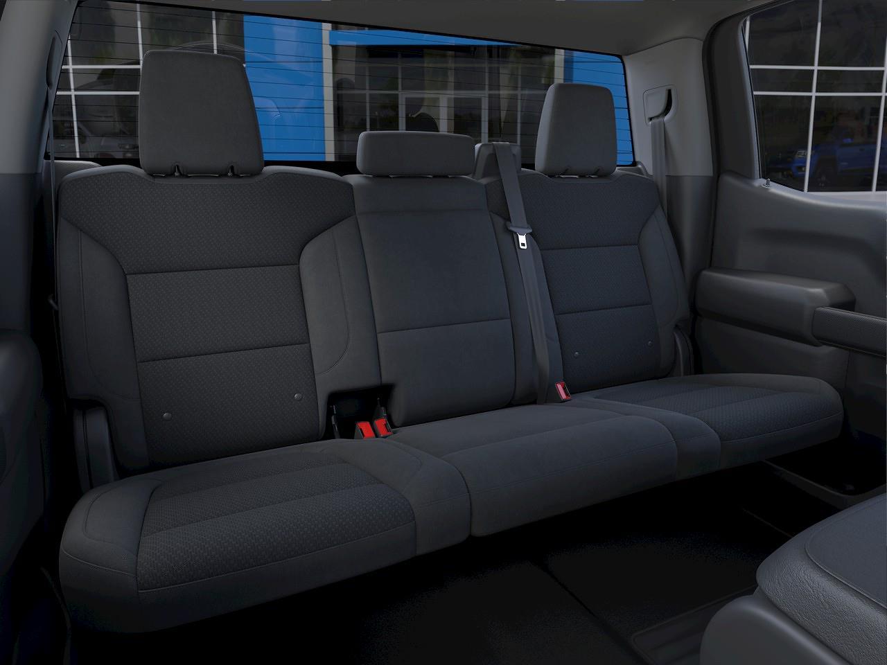2021 Chevrolet Silverado 1500 Crew Cab 4x4, Pickup #Q210444 - photo 14