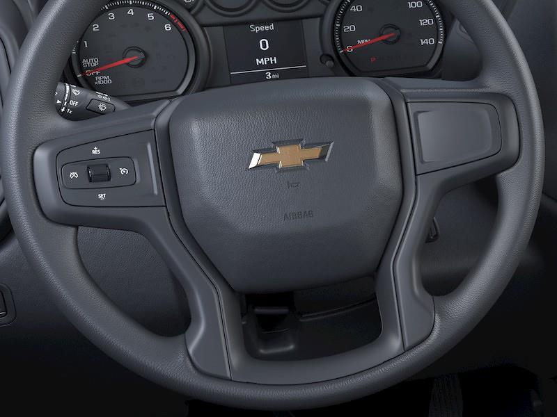 2021 Chevrolet Silverado 1500 Crew Cab 4x4, Pickup #Q210444 - photo 16
