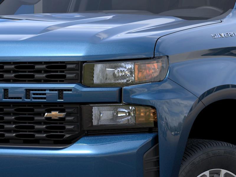 2021 Chevrolet Silverado 1500 Crew Cab 4x4, Pickup #Q210444 - photo 8